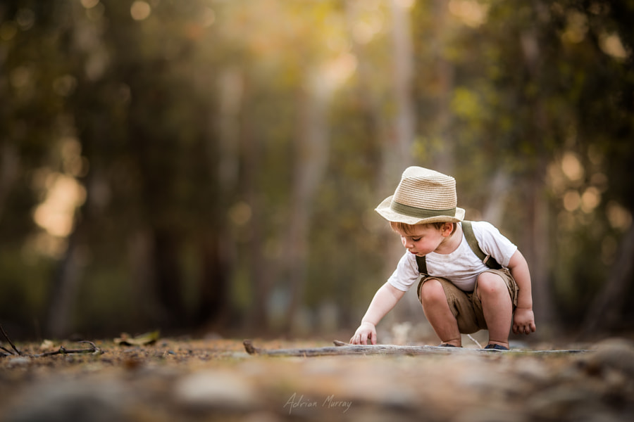 Photograph Pick Up Sticks by Adrian C. Murray on 500px