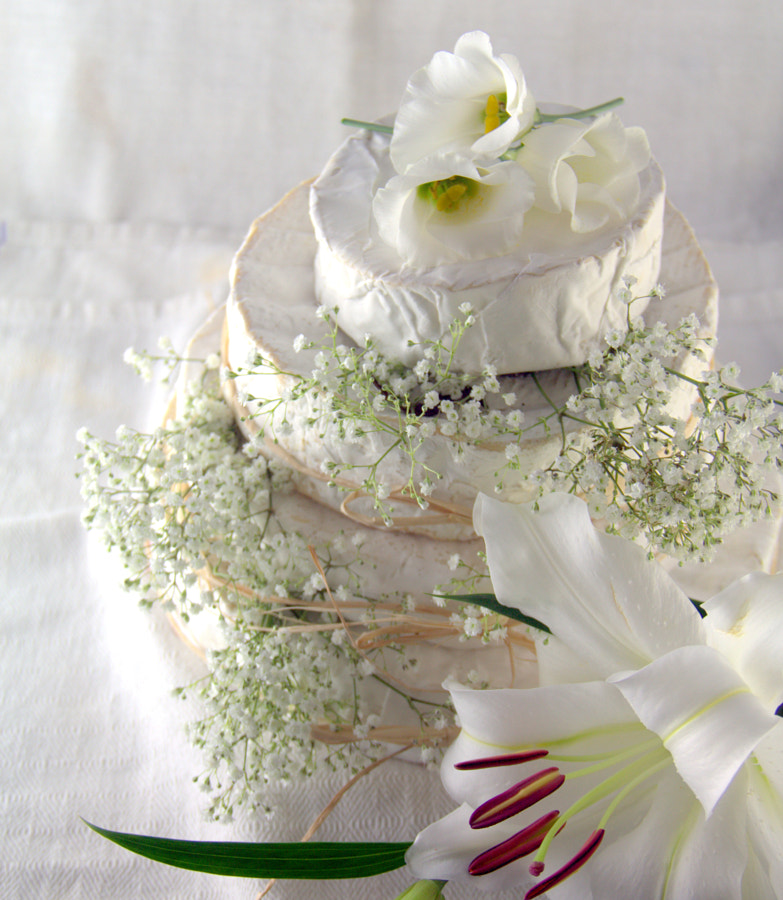 Cheese wedding cake by Sharon Struckman on 500px.com