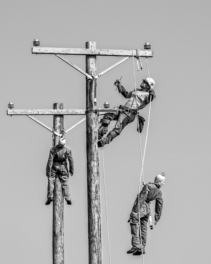 One-Man rescue challenge