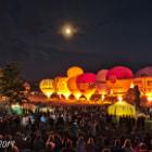 Bristol Balloon Fiesta - Night Glow
