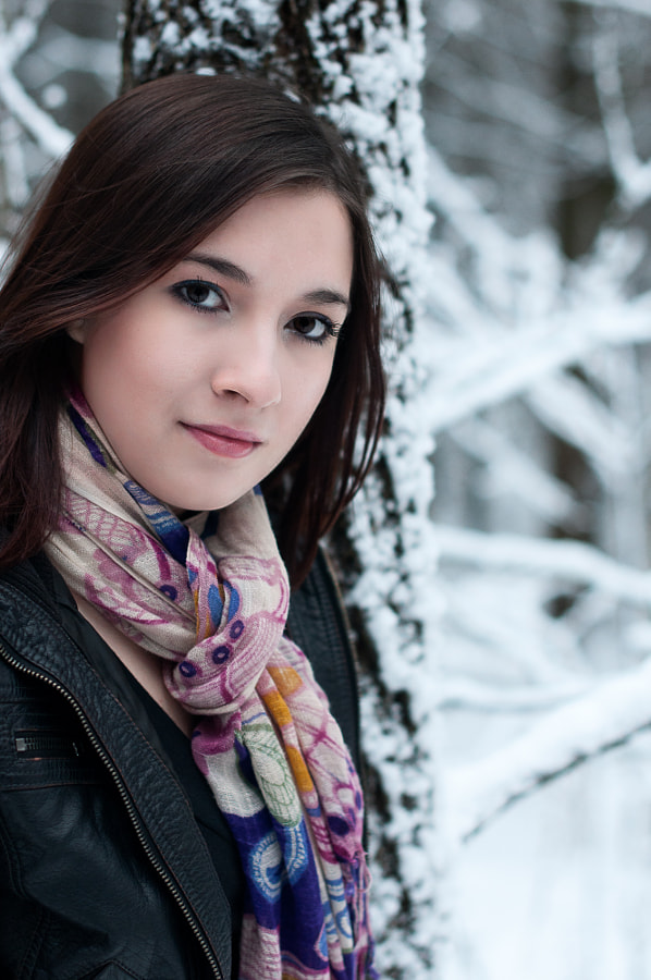 A Winter portrait