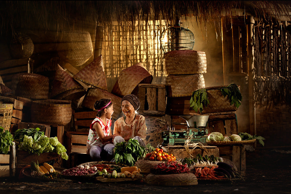 Photograph Traditional Market by Andre Arment on 500px