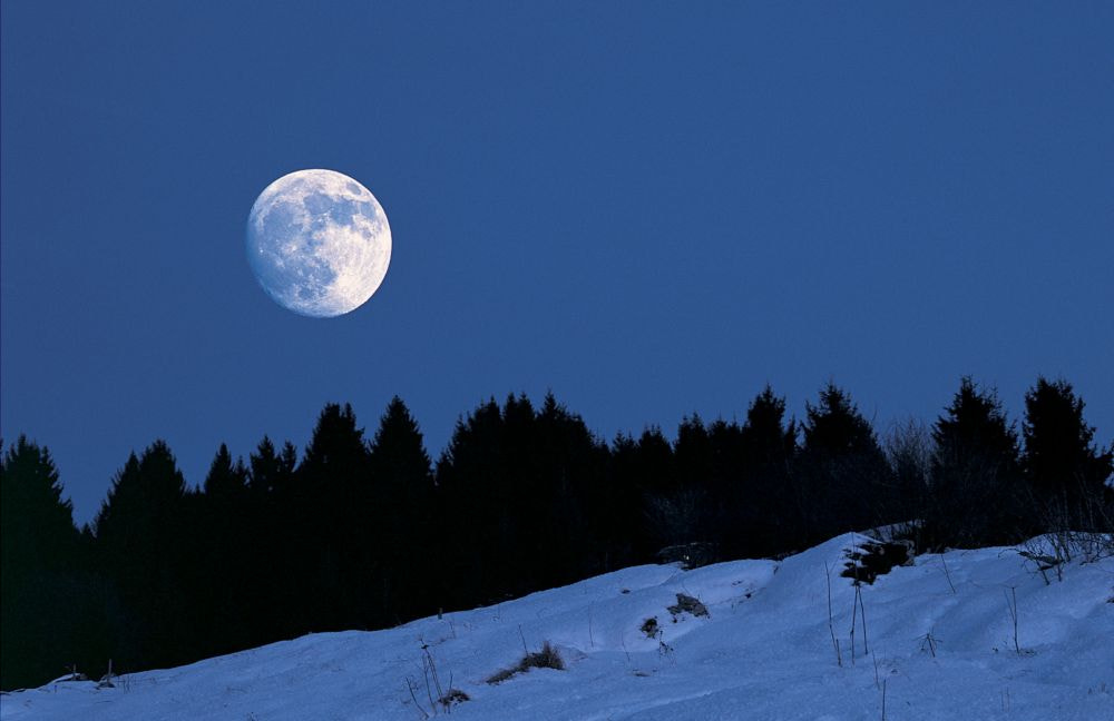 Photograph Full-moon by Silvano Fabris on 500px