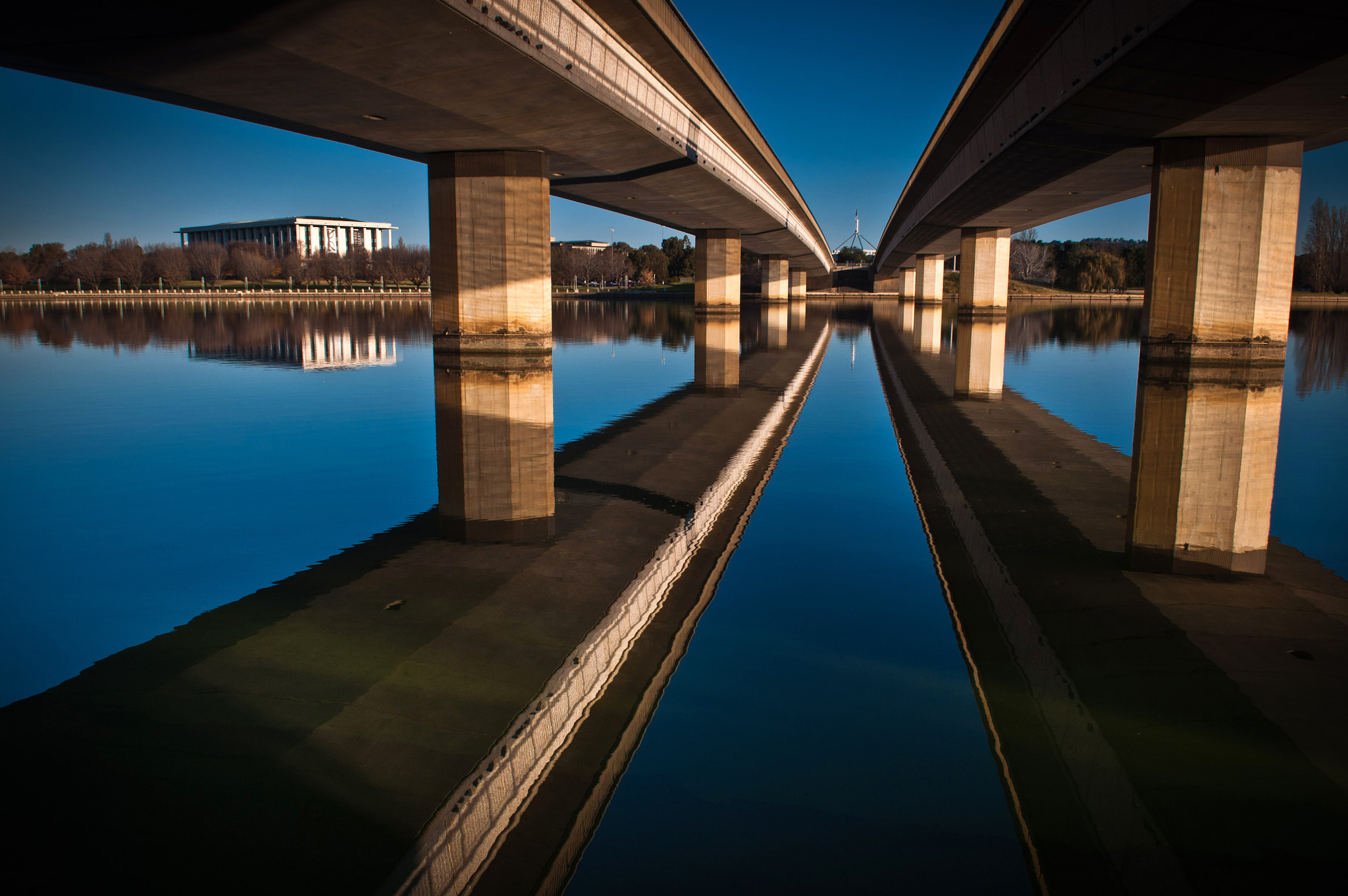 Photograph Lake Burley Griffin  by Silas Brown on 500px