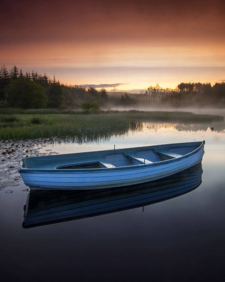 Photograph Loch Rusky Dawn... by David Mould on 500px