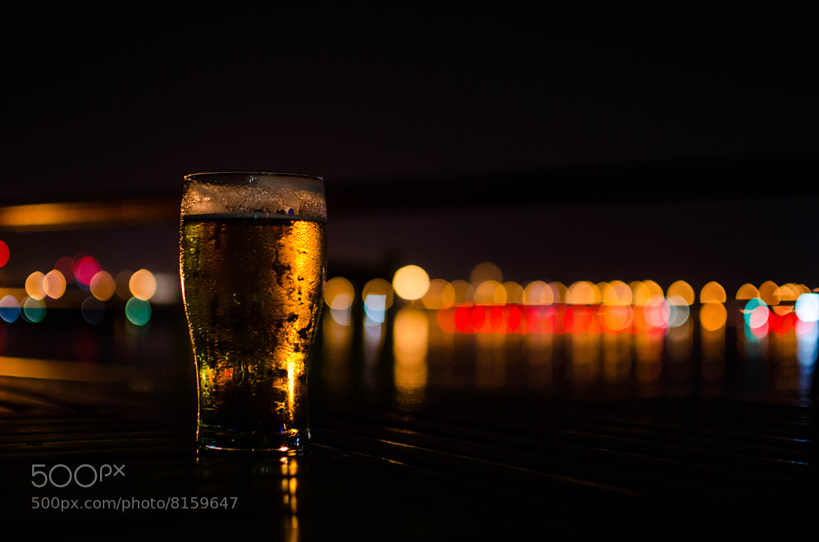 Photograph Beer with Bokeh - I by Ceetus  Lobo on 500px
