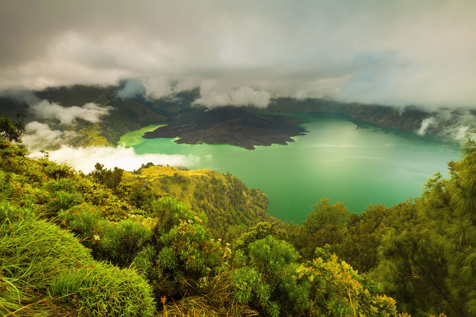 Photograph Mount Rinjani by Helminadia Ranford on 500px