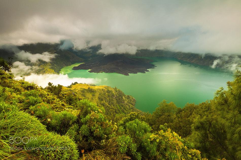 Photograph Mount Rinjani by Helminadia Ranford on 500px
