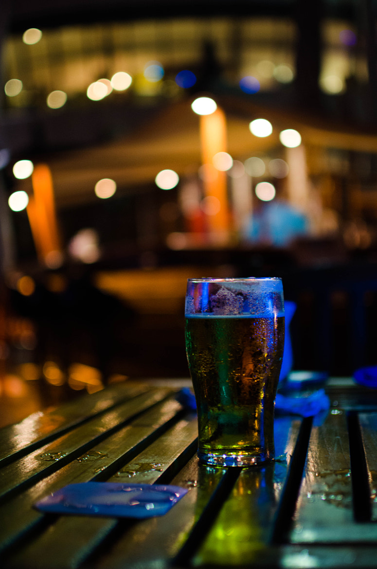 Photograph Beer with Bokeh - II by Ceetus  Lobo on 500px