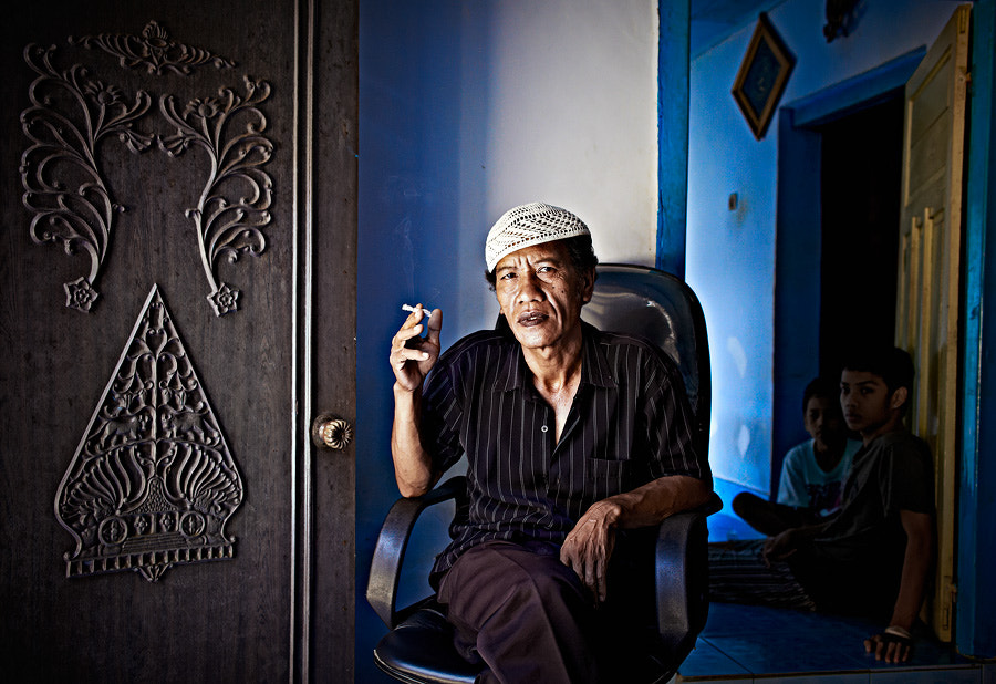 Photograph • Ordinary man from Lombok by Vasily Gureev on 500px