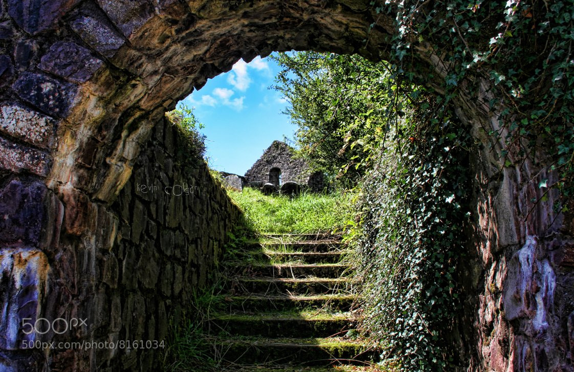 Photograph Ancient Archway by Kevin Colgan on 500px