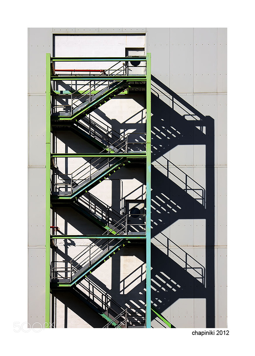 Photograph StairssriatS by chapiniki photos on 500px
