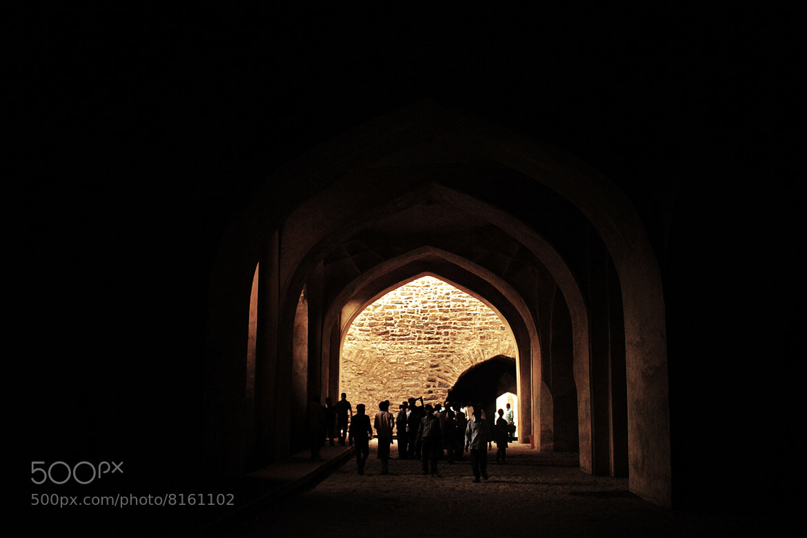 Photograph Repitition at the Golconda Tunnel. by Ninad Sethi on 500px