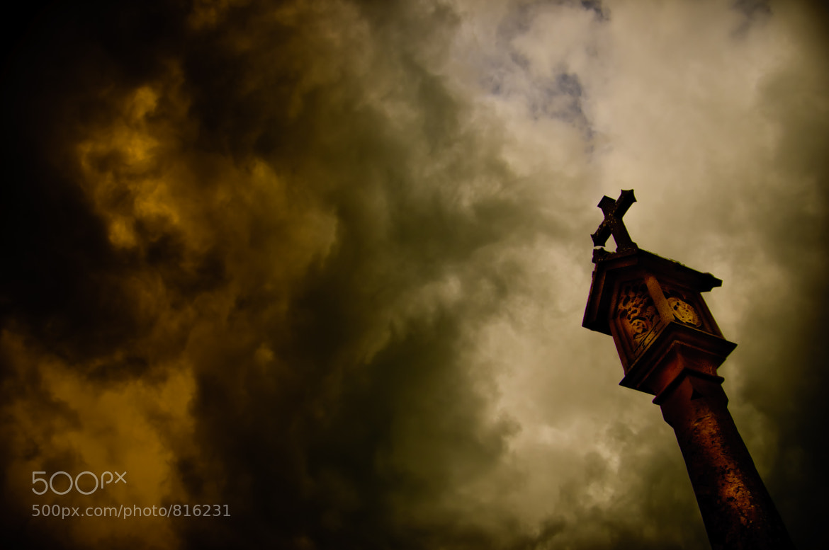 Photograph The Cross by Ian Brodie on 500px
