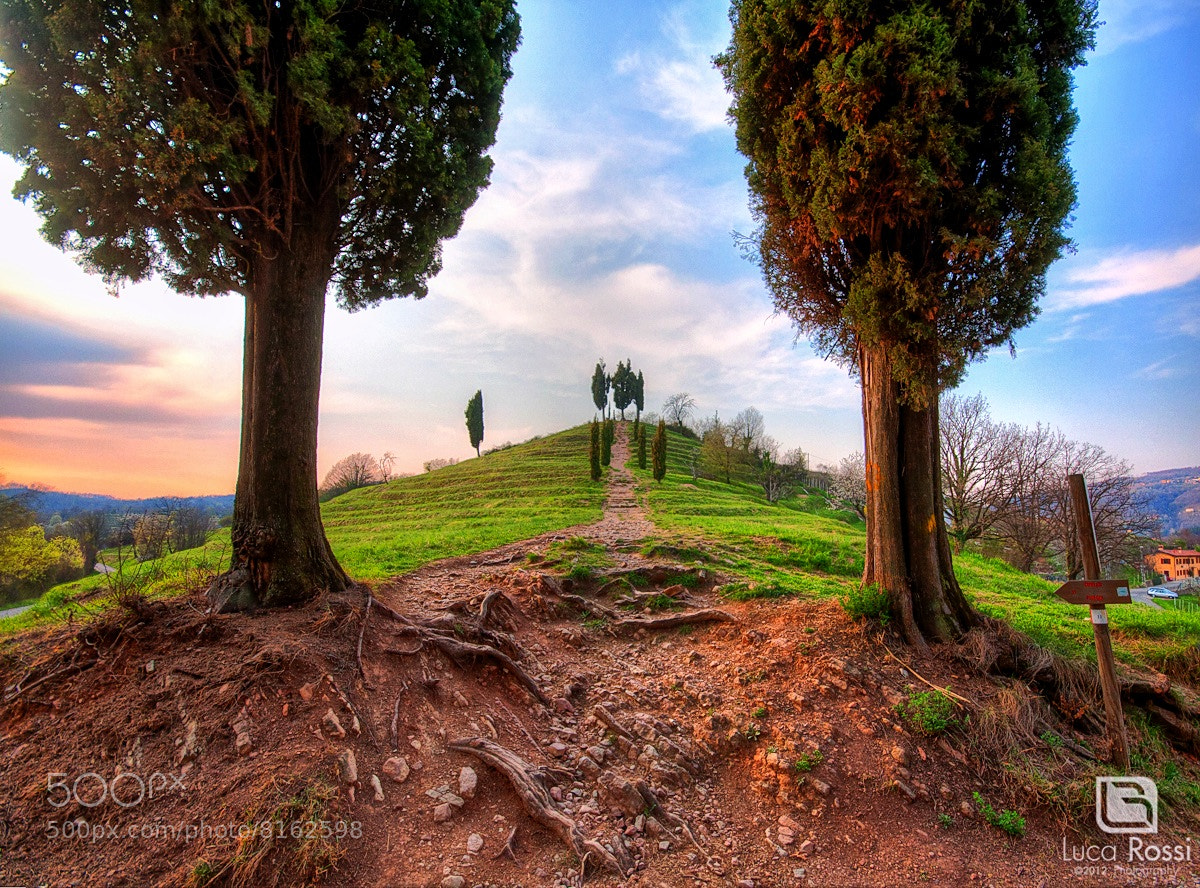 Photograph mystic way by Luca Rossi on 500px