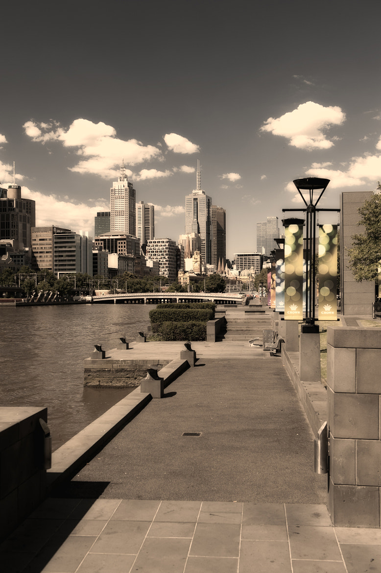 Photograph Melbourne City by Mark  on 500px