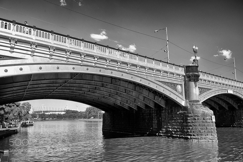 Photograph Princes Bridge, Melbourne by Mark  on 500px