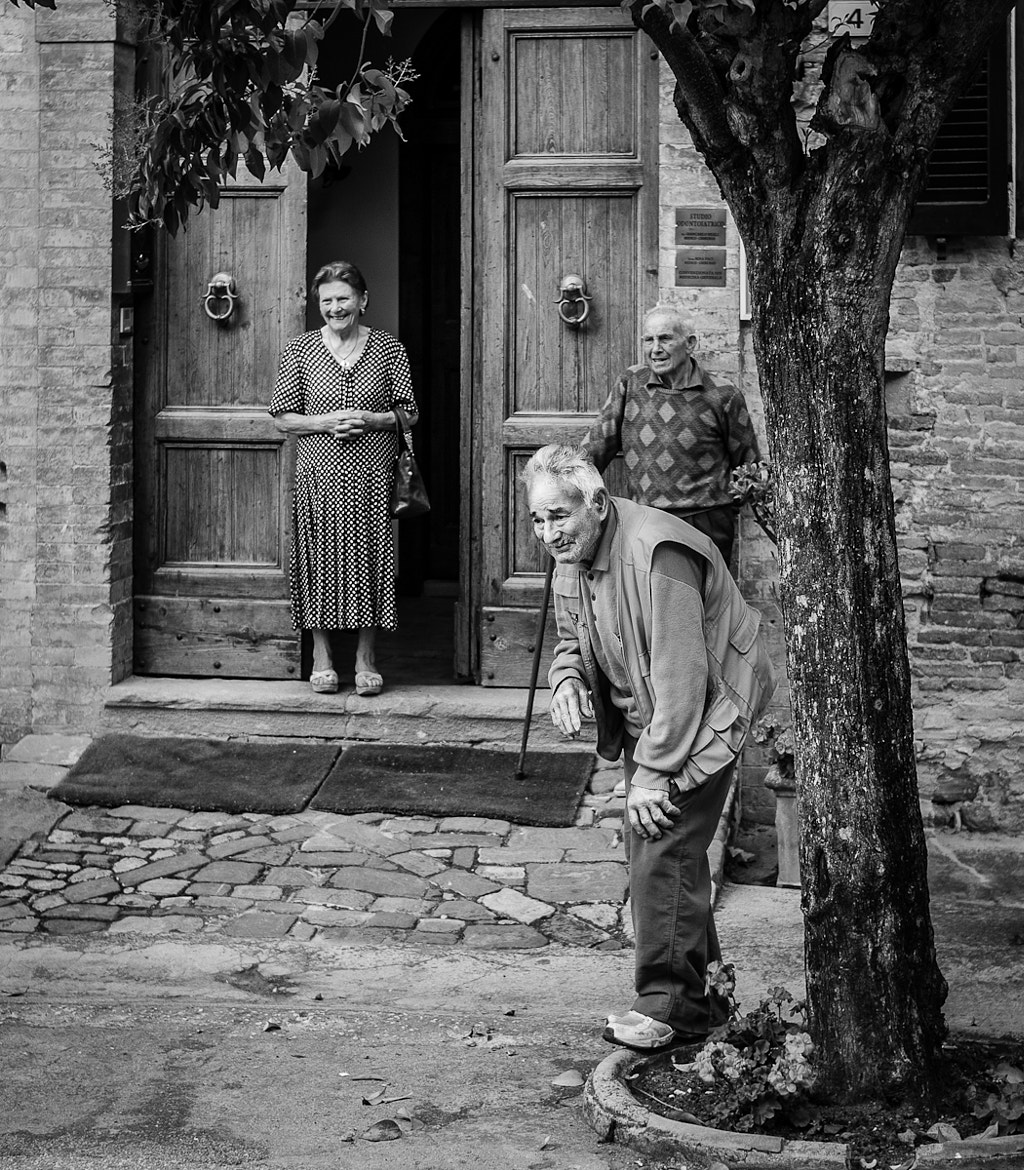 Photograph Outside old people's home by Michael Avory on 500px