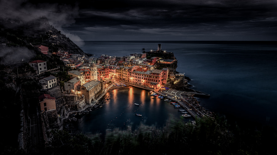 5 Terre by guerel sahin on 500px.com