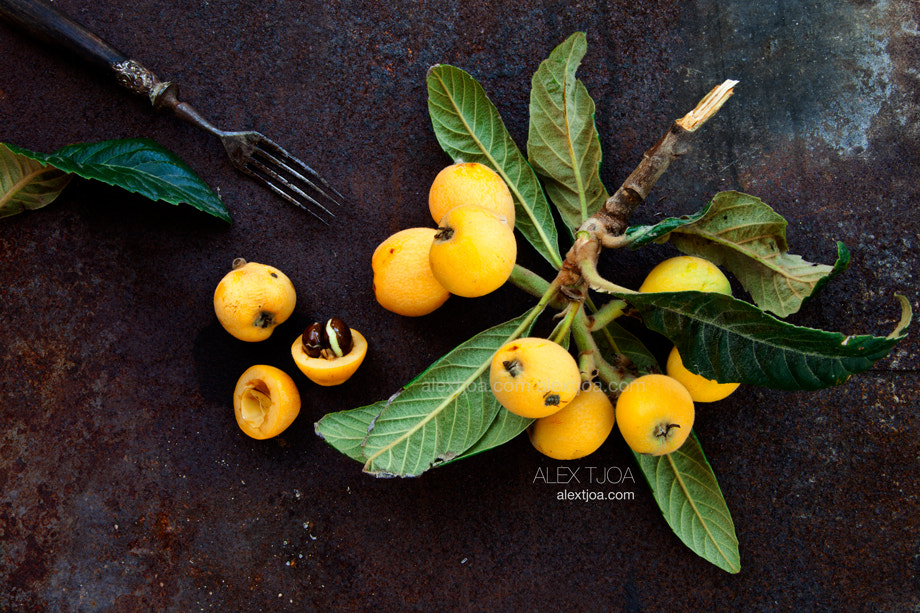 Photograph Homegrown loquats, Portugal by Alex Tjoa on 500px