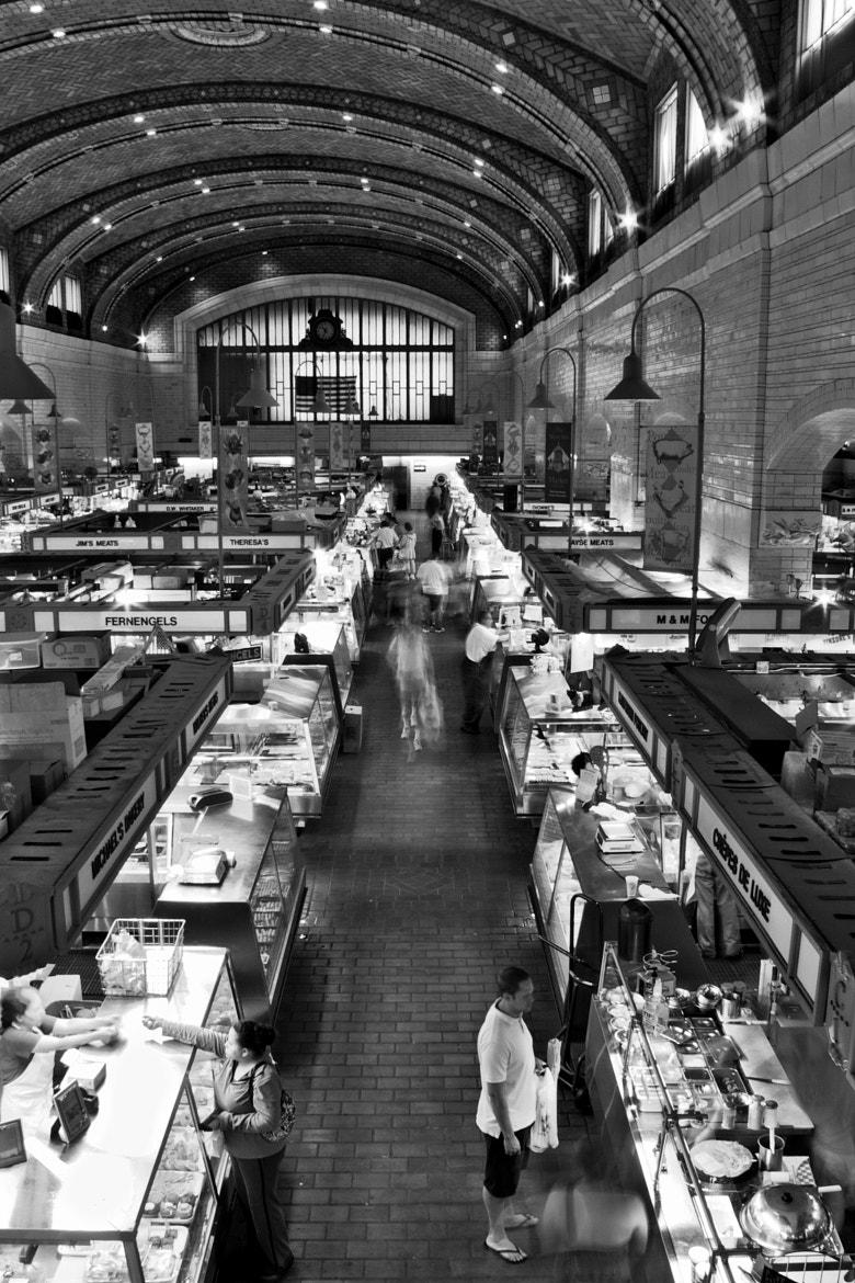 Photograph West Side Market - Stalls by Aaron Sheldon on 500px