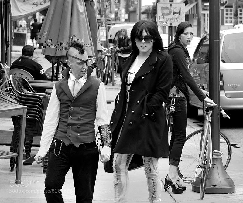 Photograph Philly Fashion by Tom McAndrew on 500px