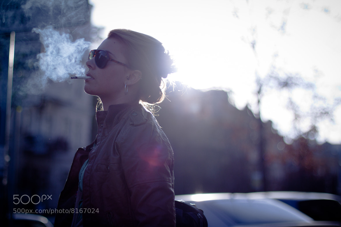 Photograph Eugenia by Artem Popkoff on 500px
