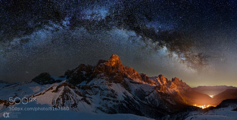 Photograph My Galaxy by Claudio Dalla Costa on 500px