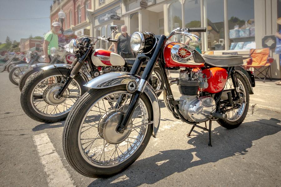 1960's Brit Bikes