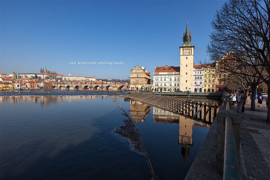 Praha in Spring