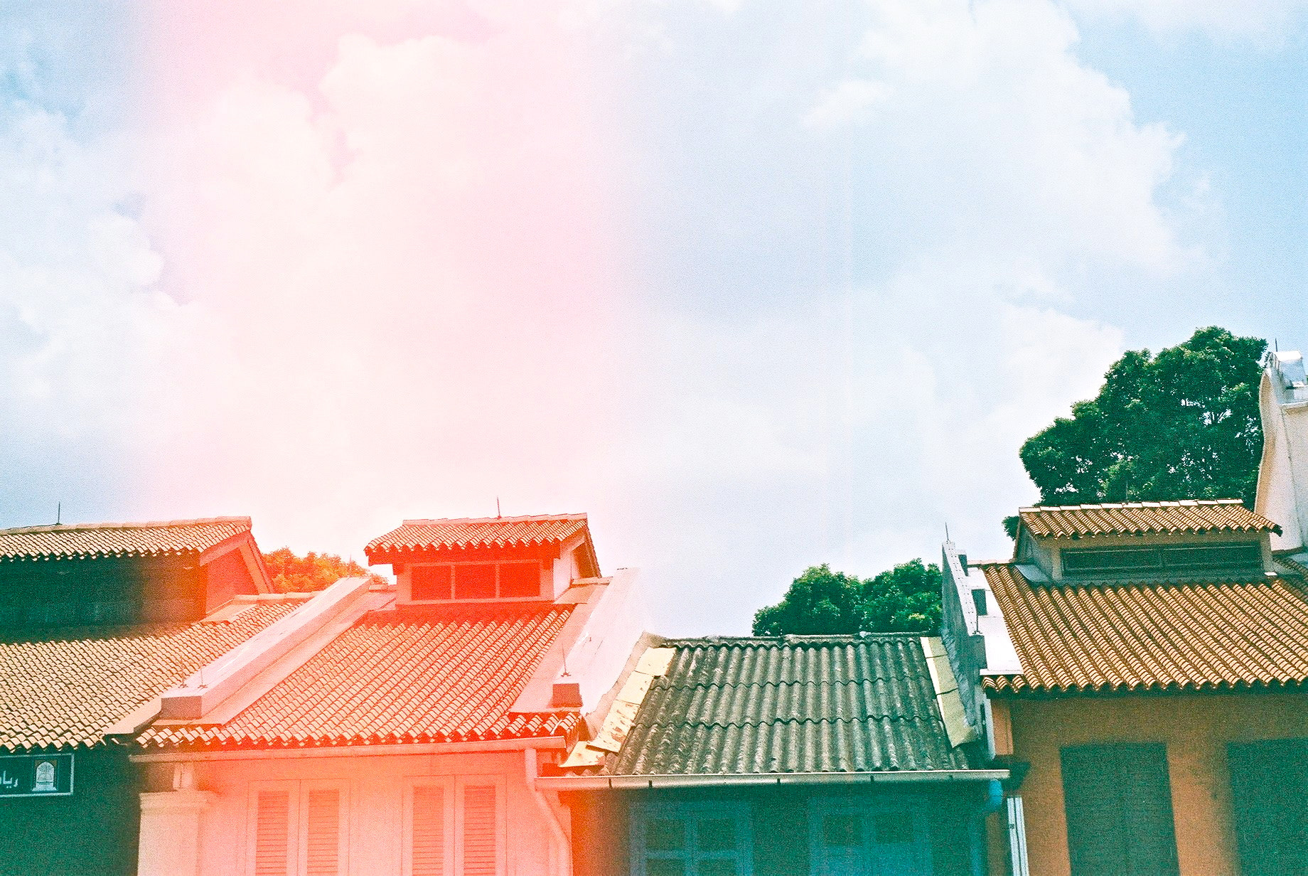 Photograph Roofs and Roofs by Addie Chong on 500px