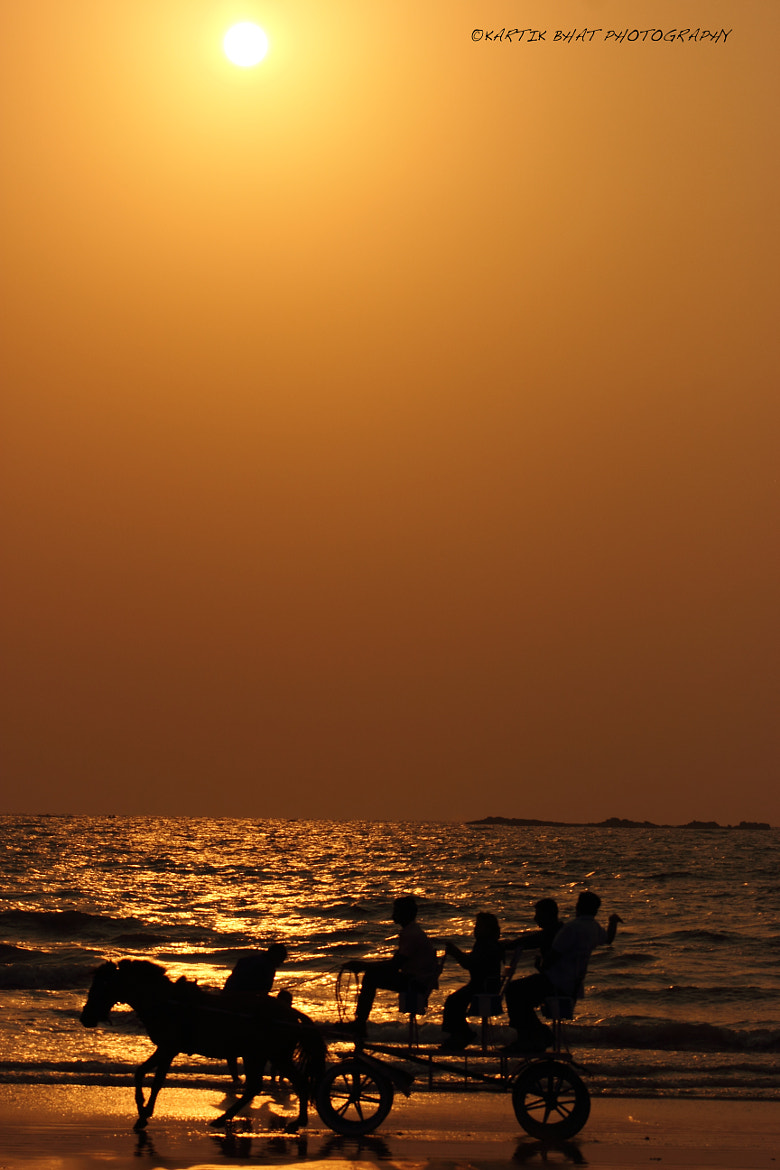Photograph Beachlife!! by Kartik Bhat on 500px
