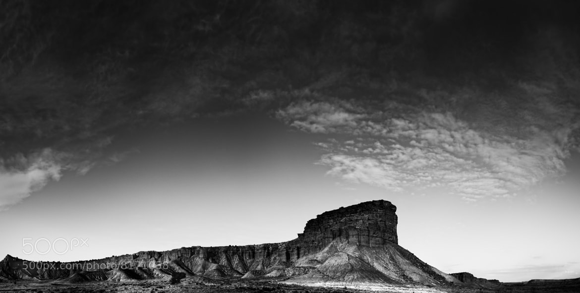 Photograph Lone Mesa by Jory Vander Galien on 500px
