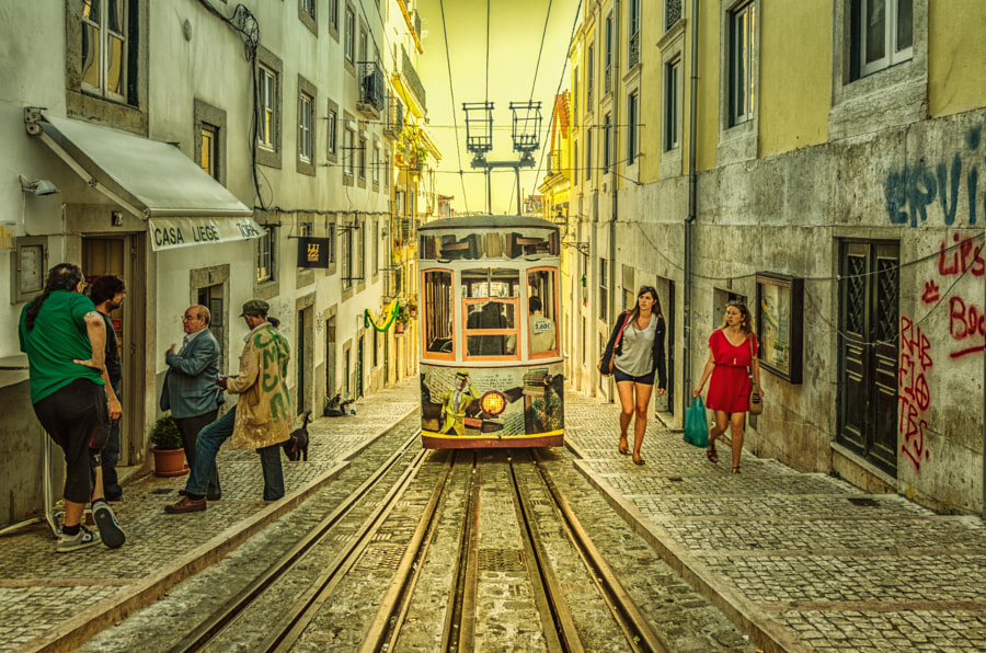 El elevador by Uxío on 500px.com