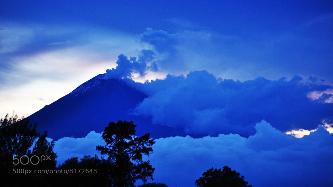 Photograph Volcano and clouds by Cristobal Garciaferro Rubio on 500px