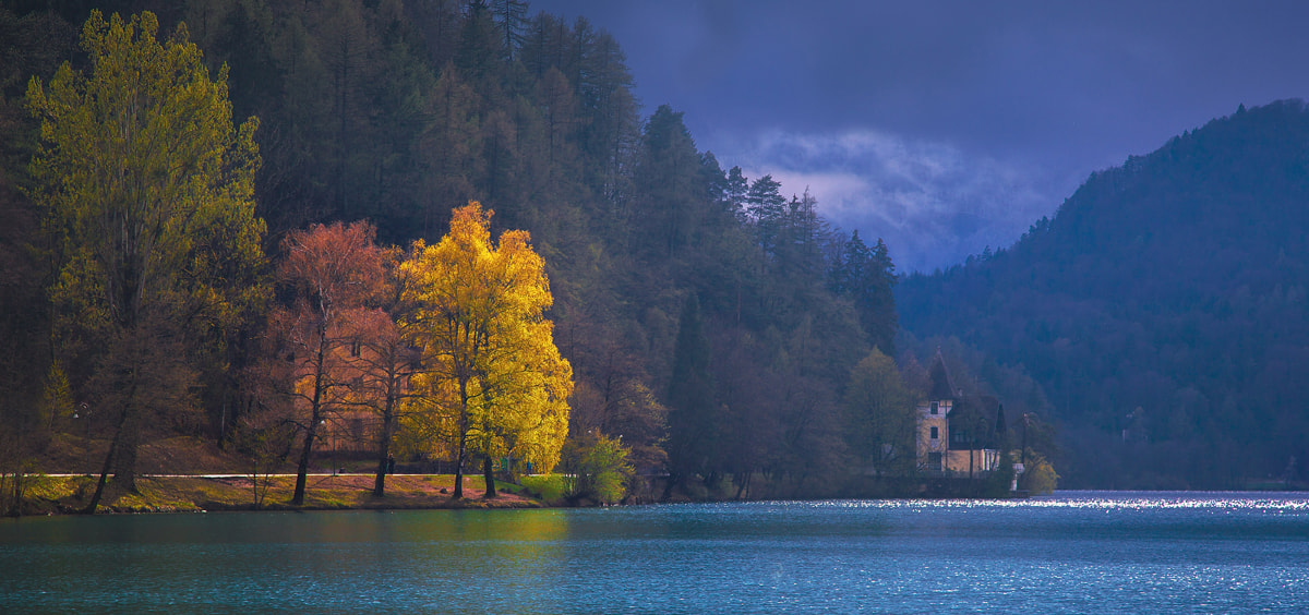 Photograph Bled Slovenia by Rich Gaskill on 500px