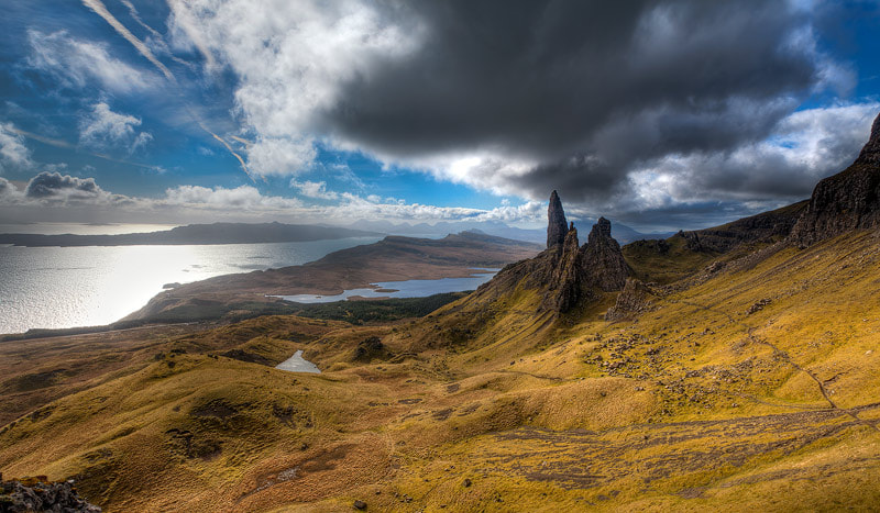 Photograph Storr Vista by McGarva Photography on 500px