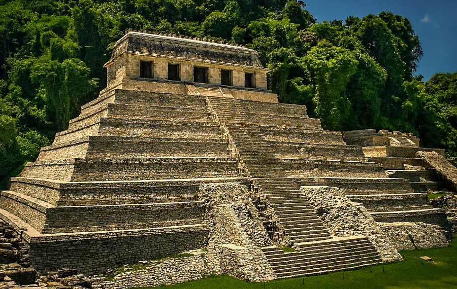 Palenque Mexico by Lubomir Mihalik on 500px.com
