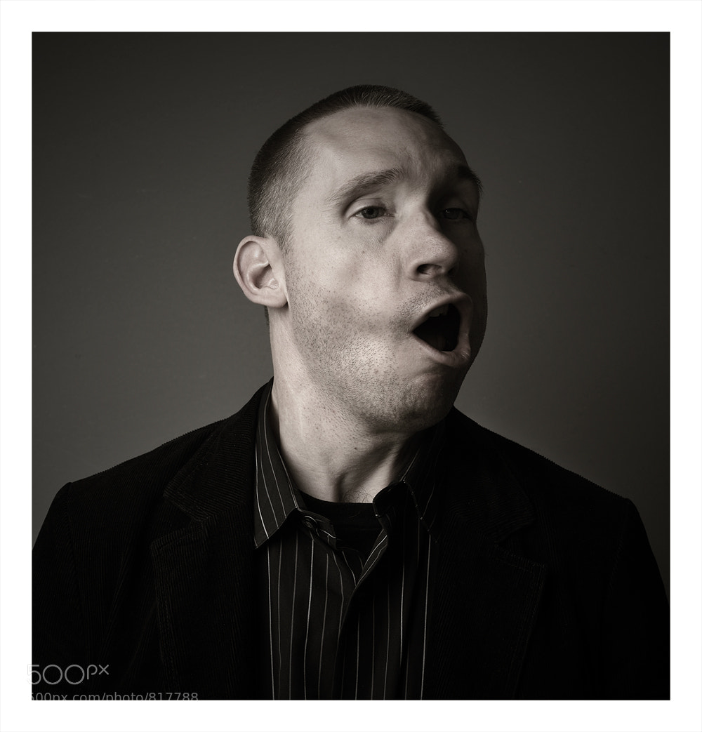 Photograph Rob (Ghost Punch) by Hamish Grant on 500px