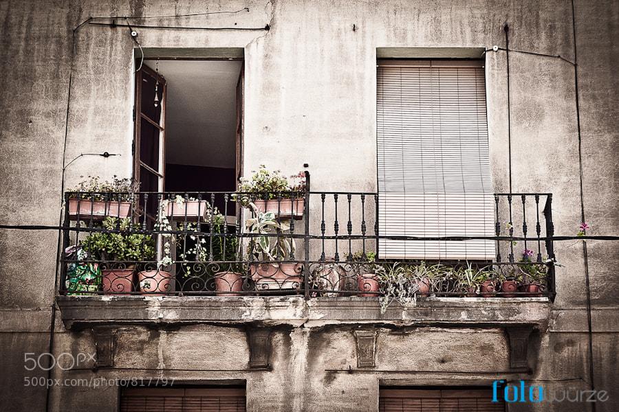Photograph Balkon by Steffen Bauer on 500px