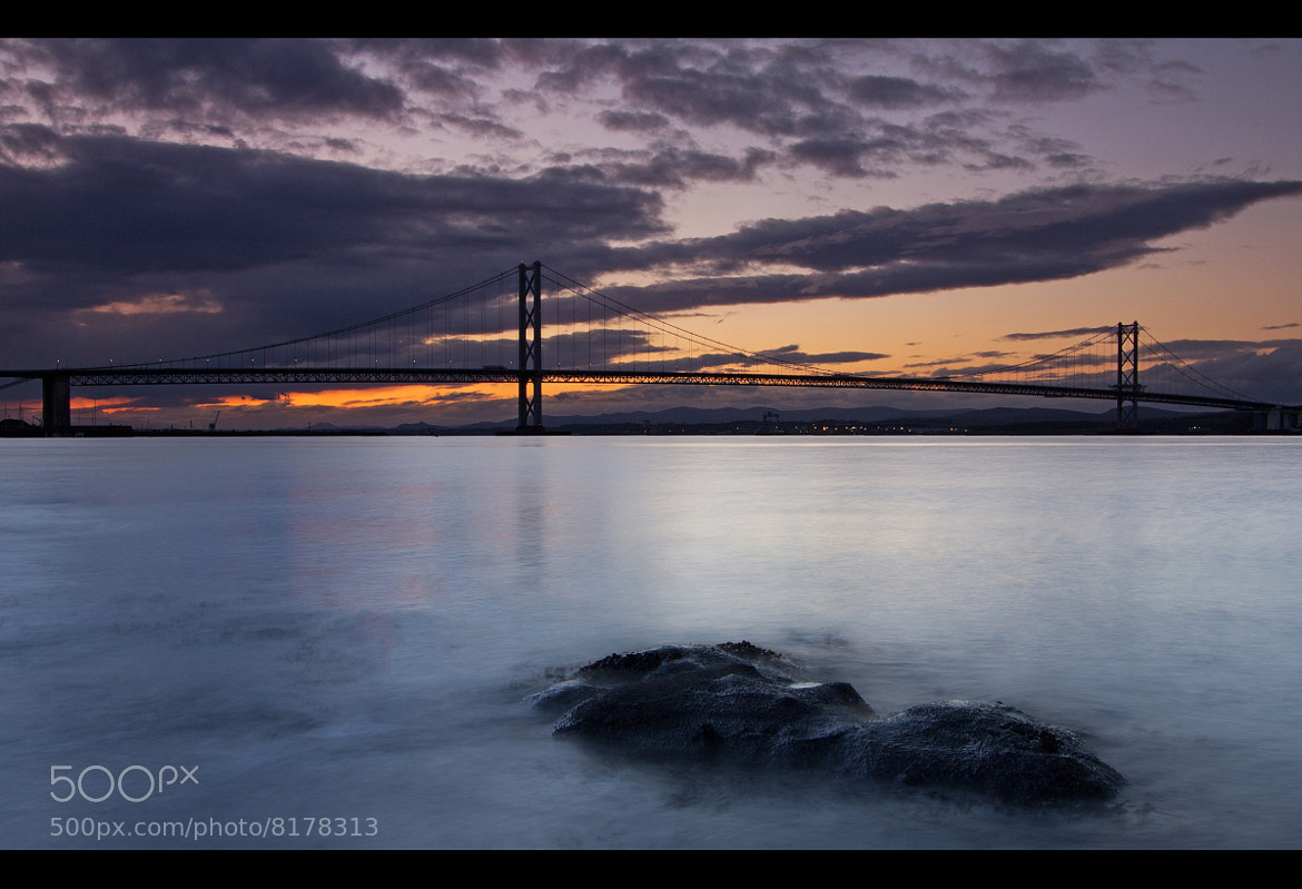 Photograph Forth Road Bridge by Mike Smith on 500px