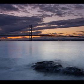 Forth Road Bridge by Mike Smith (MikeSmith6)) on 500px.com