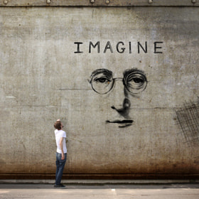 Imagine by Vincent Bourilhon on 500px.com