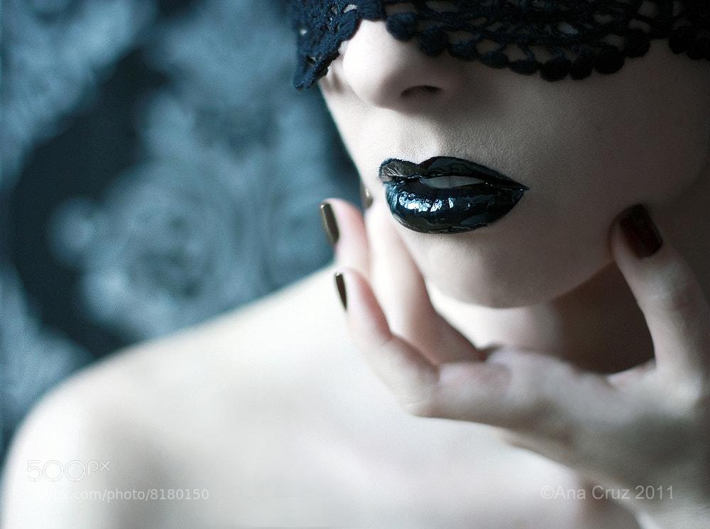 Photograph A dark caress by Ana Cruz on 500px