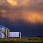 Storm and the Granary