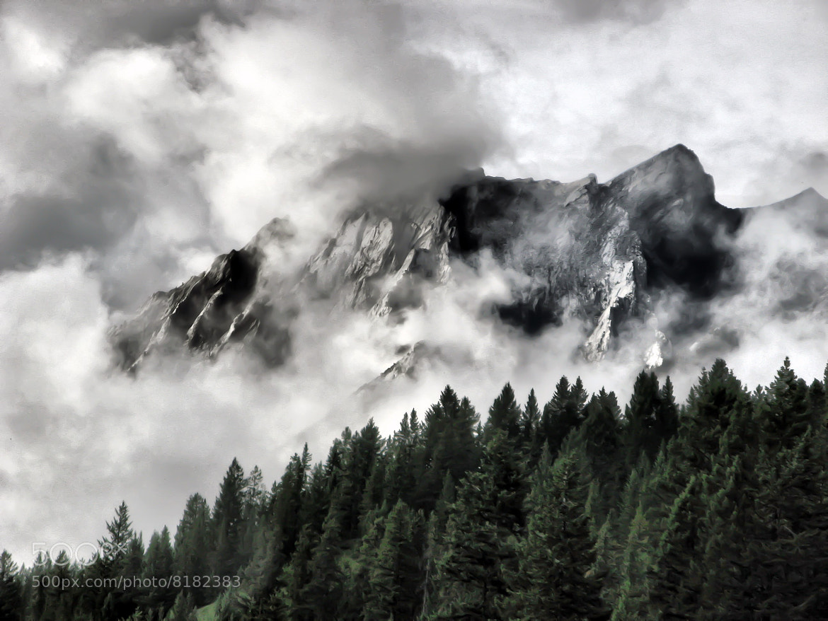 Photograph Cloudy by Jag Canape on 500px