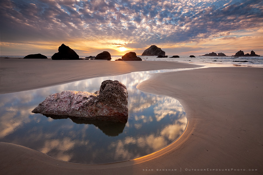 Photograph Teardrop Of Sky by Sean Bagshaw on 500px