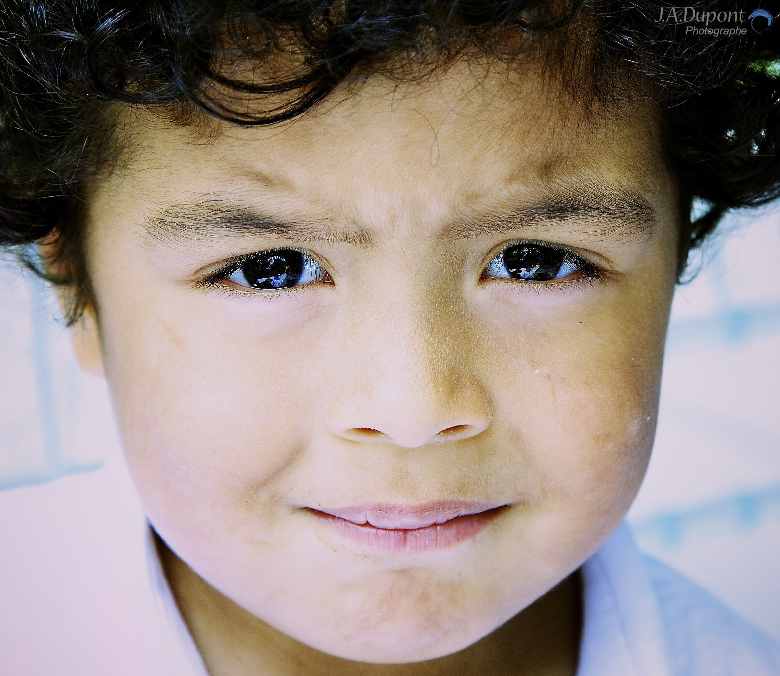 Photograph The boy by Jacques-Andre Dupont on 500px