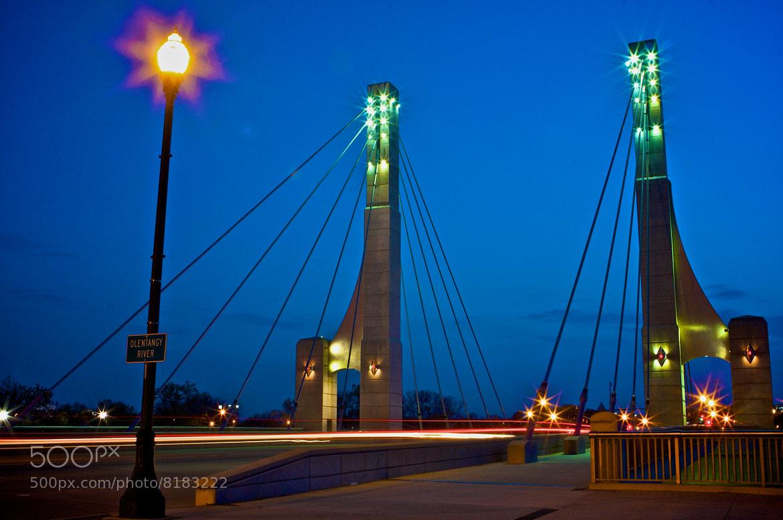Photograph Lane Avenue Bridge by Aaron Sheldon on 500px