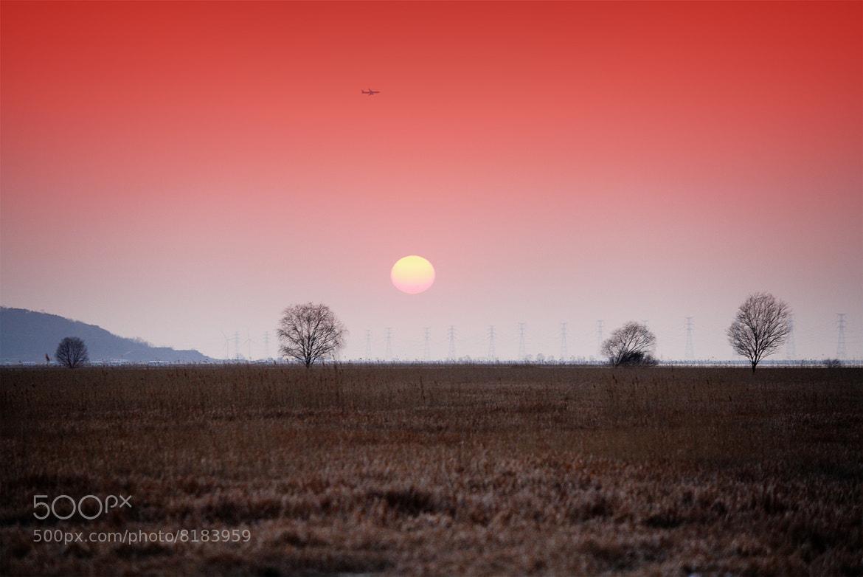Photograph SUNSET by Unbin Ji on 500px